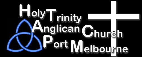 Holy Trinity Port Melbourne Logo